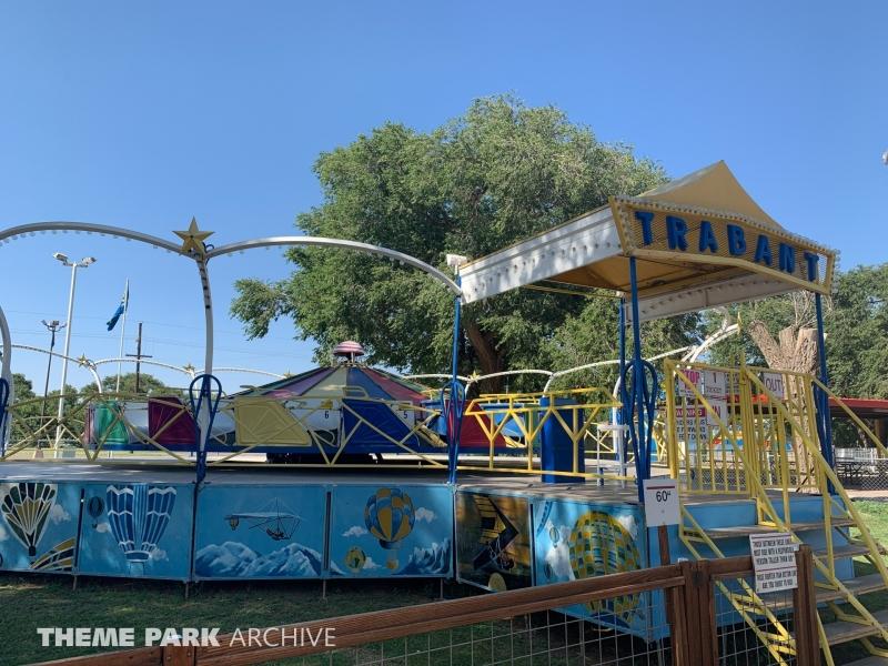 Trabant at Joyland Amusement Park