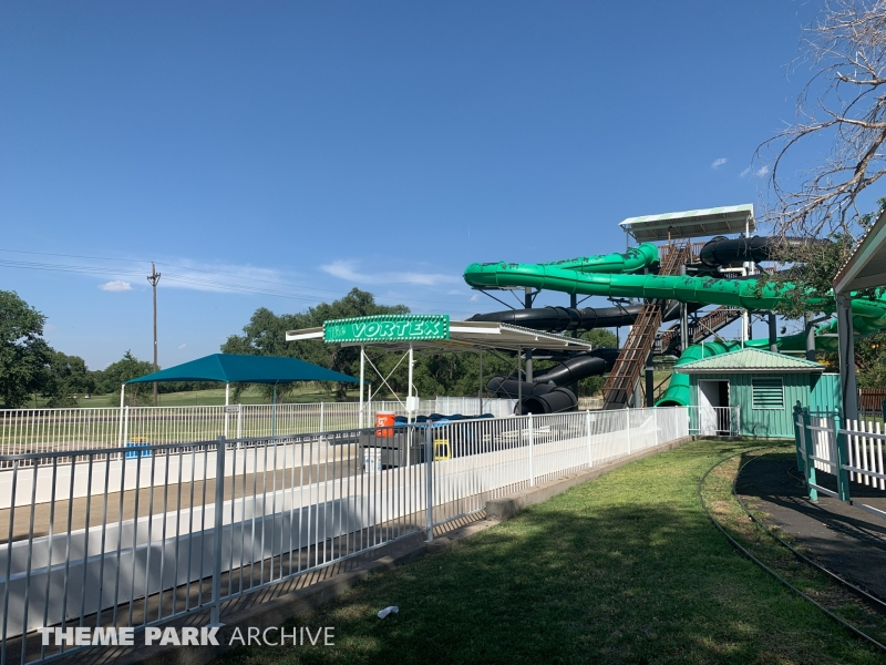 Vortex at Joyland Amusement Park