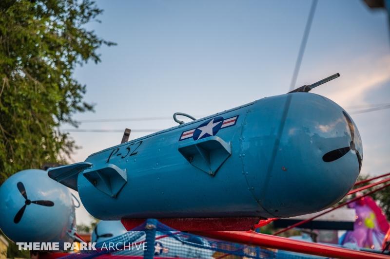 Sky FIghters at Joyland Amusement Park