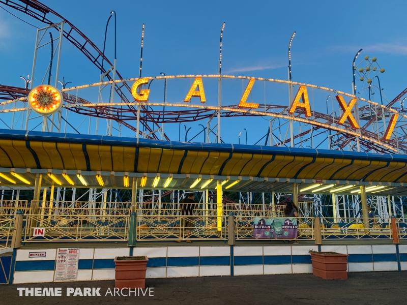 Galaxi at Joyland Amusement Park