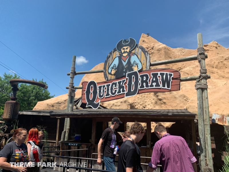 Quick Draw at Frontier City