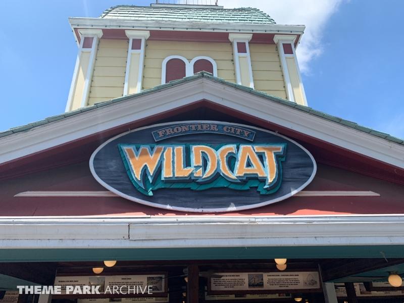 Wildcat at Frontier City