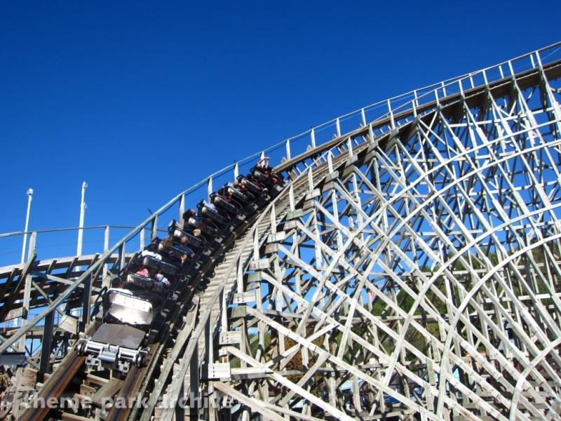 Apocalypse The Ride at Six Flags Magic Mountain