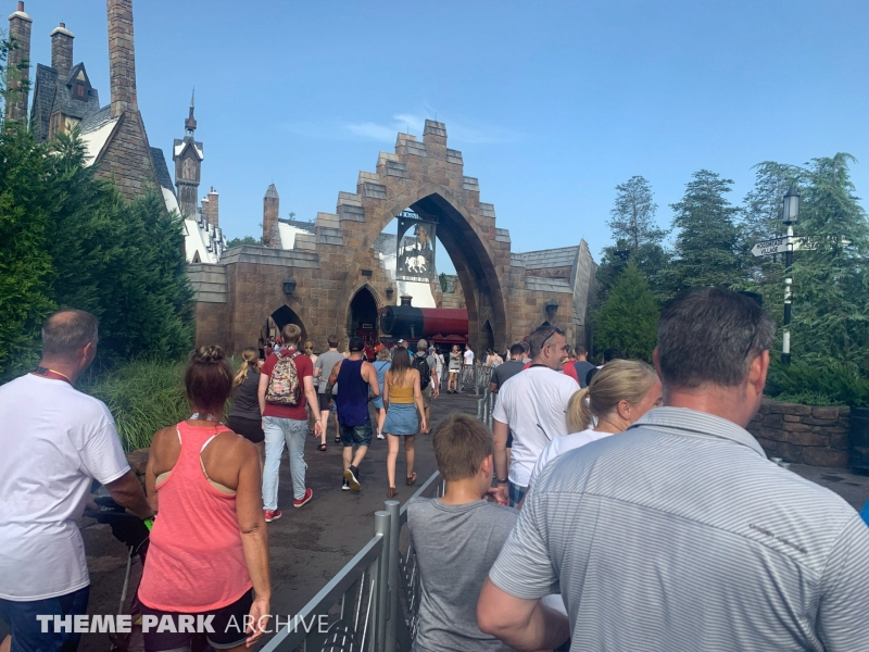 The Wizarding World of Harry Potter Hogsmeade at Universal Islands of Adventure