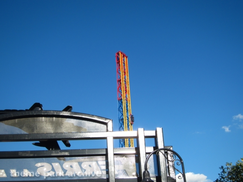 Superman: Escape from Krypton at Six Flags Magic Mountain
