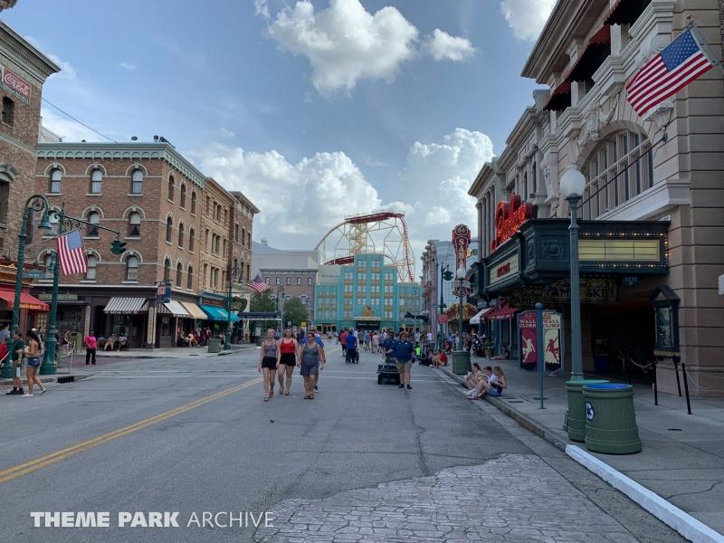 New York at Universal Studios Florida