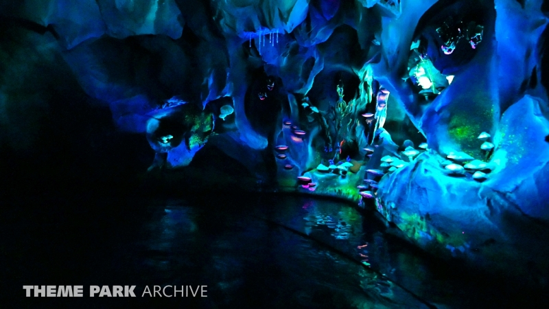 Na'vi River Journey at Disney's Animal Kingdom