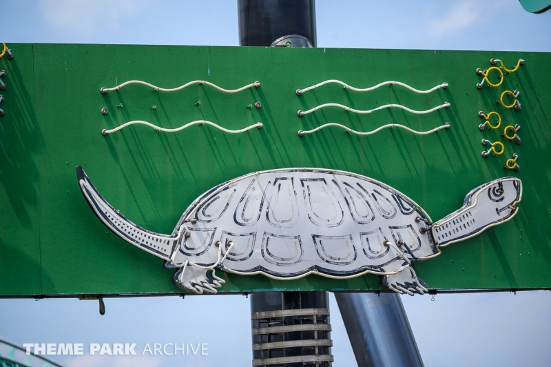 Turtle at Kennywood