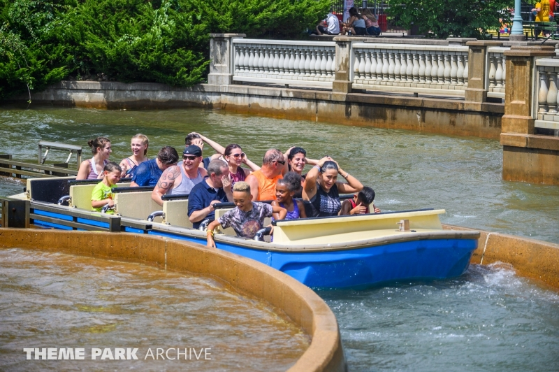 Pittsburg Plunge at Kennywood