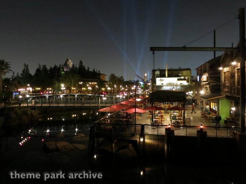 Pacific Wharf at Disney California Adventure