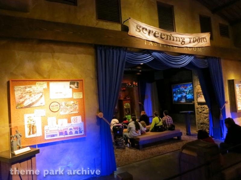 Blue Sky Cellar at Disney California Adventure