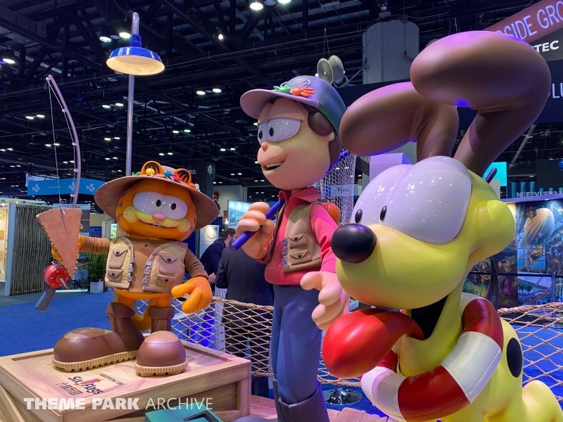 IAAPA Expo 2019 at IAAPA Expo