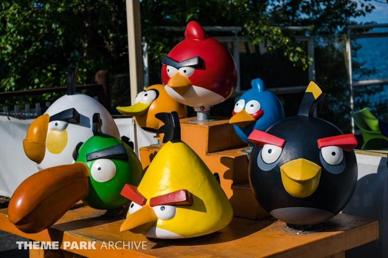 Angry Birds Land at Sarkanniemi