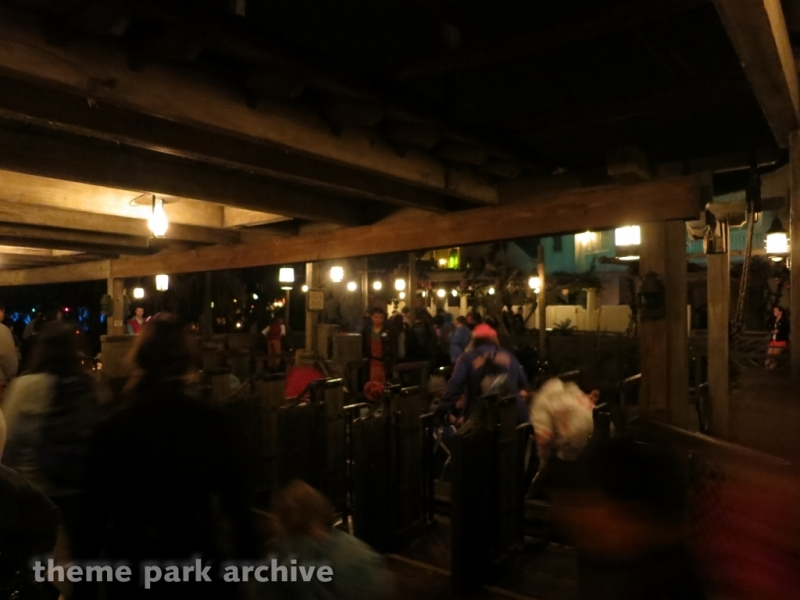 Pirates of the Caribbean at Disneyland