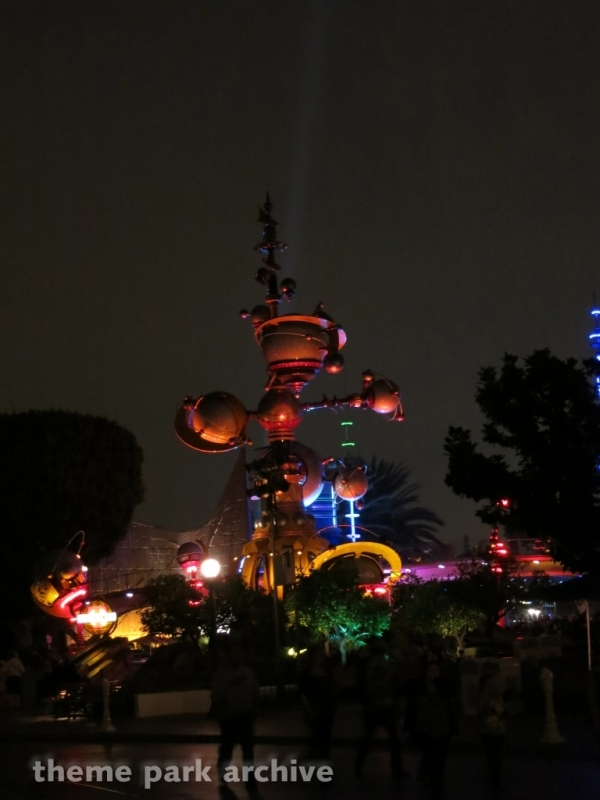 Astro Orbiter at Disneyland