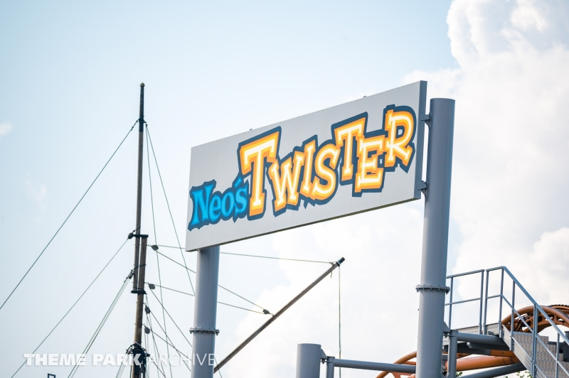 Neo's Twister at PowerPark