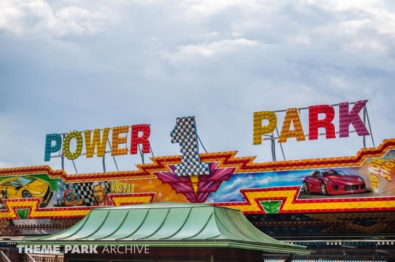 Bumper Cars at PowerPark