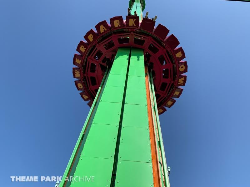 Dragon Tower at PowerPark