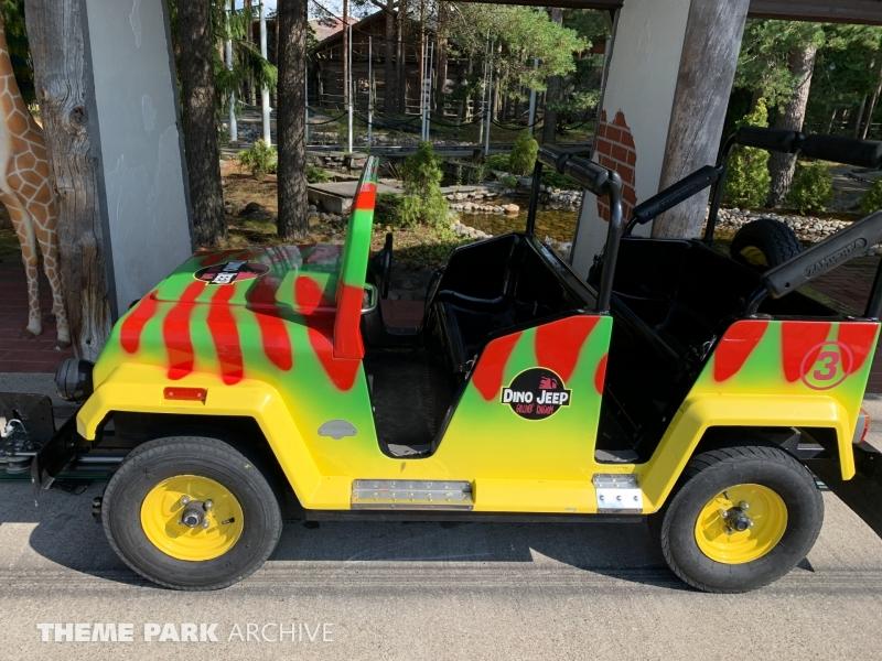 Dino Safari at PowerPark