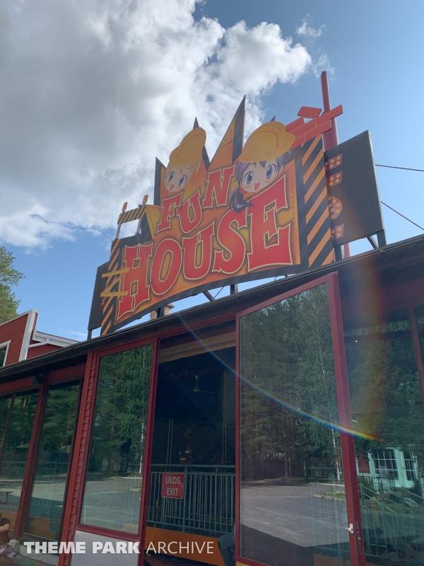 Fun House at PowerPark