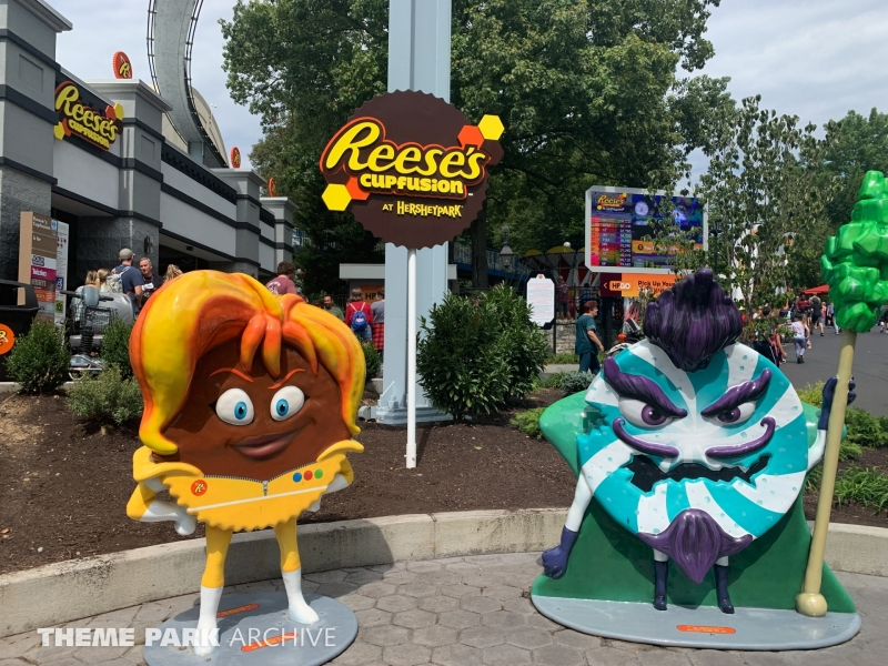 Reese's Cupfusion at Hersheypark