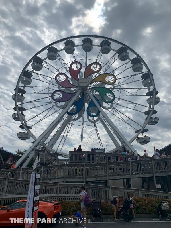 Ferris Wheel at Hersheypark