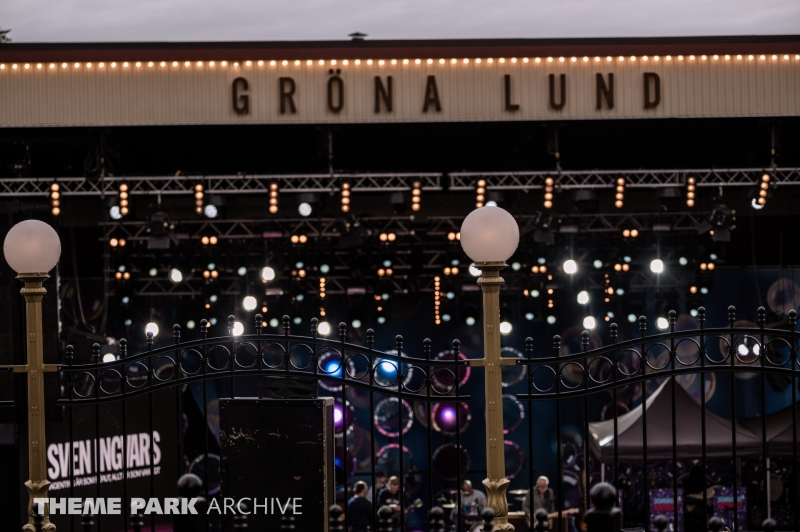 Misc at Grona Lund