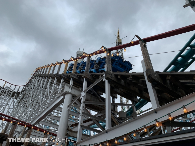 Twister at Grona Lund