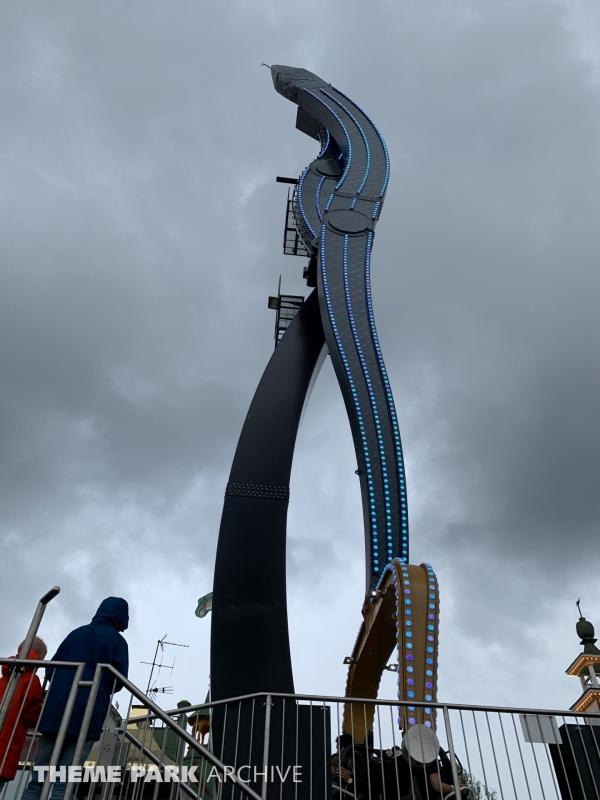 Snake at Grona Lund