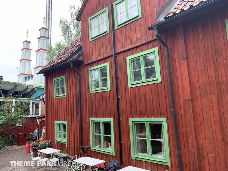 Pettson and Findus Varld at Grona Lund