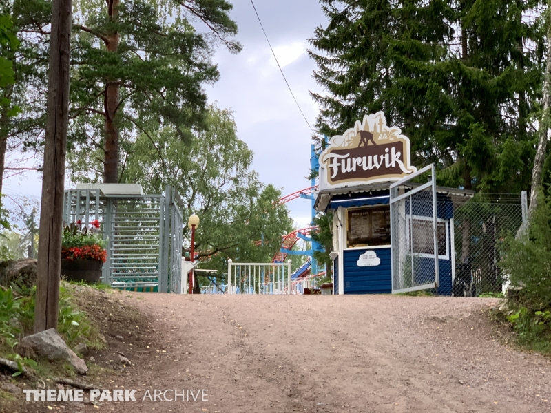 Entrance at Furuvik