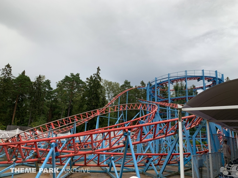 Rocket at Furuvik