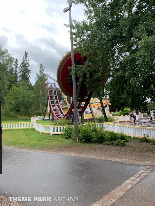 Tornado at Furuvik