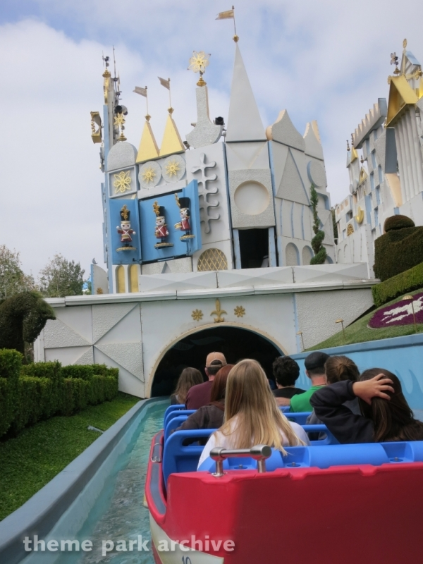 It's a Small World at Disneyland