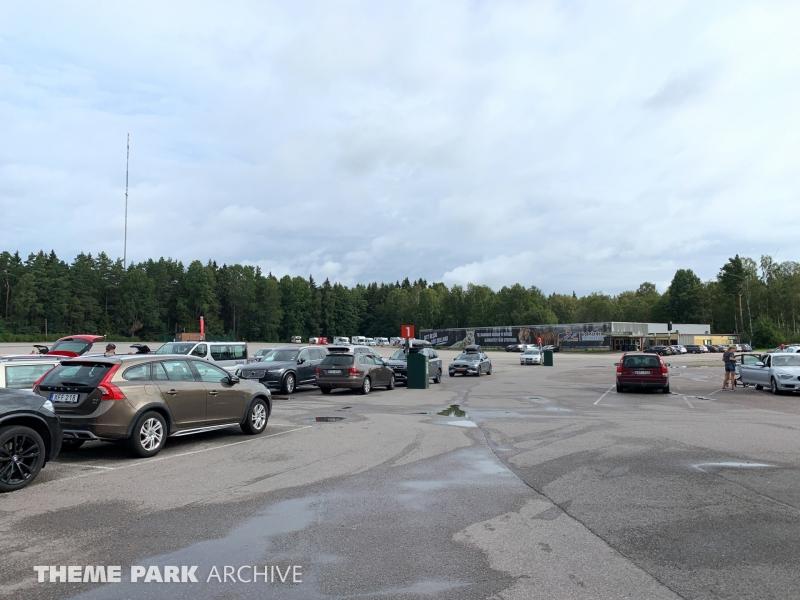 Parking at Kolmarden