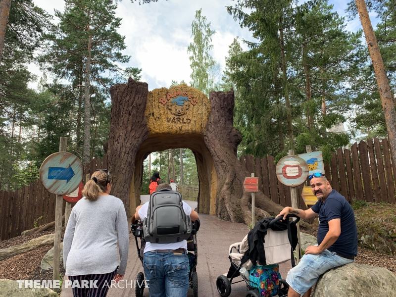 Bamses World at Kolmarden