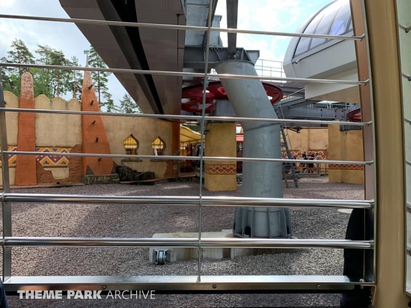 Safaribanan at Kolmarden