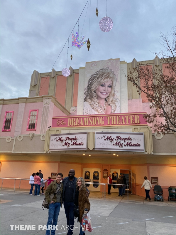 The Dreamsong Theater at Dollywood