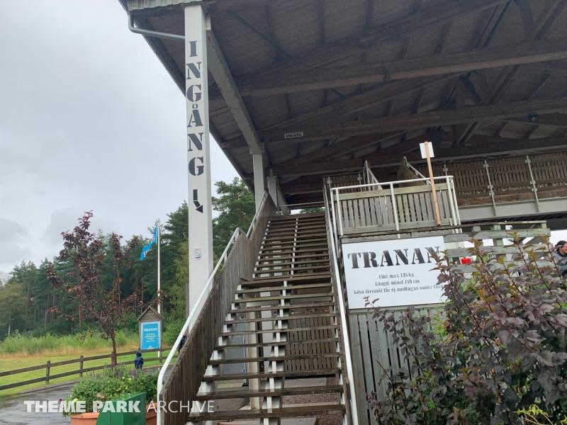 Tranan at Skara Sommarland