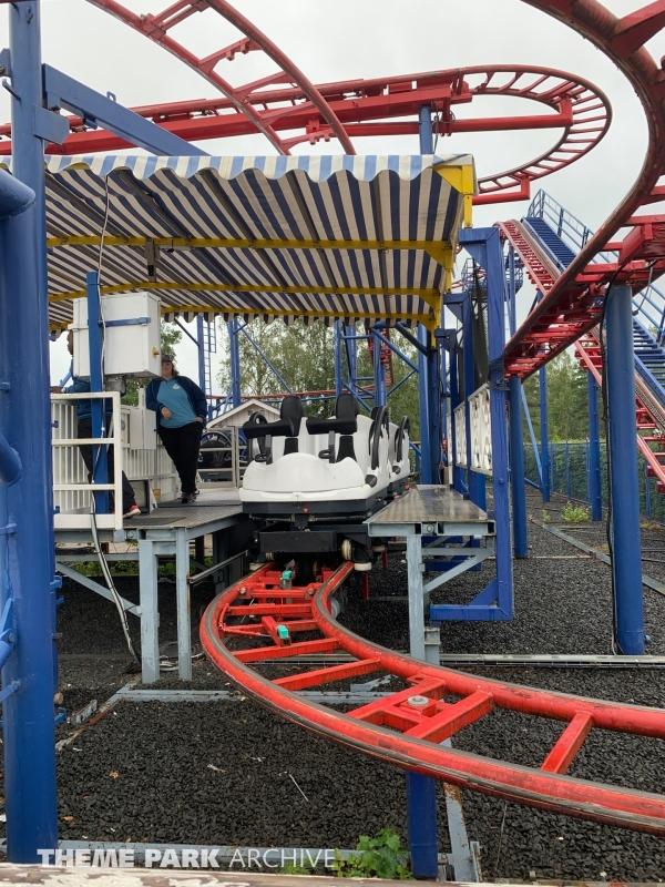 Spinner at Skara Sommarland