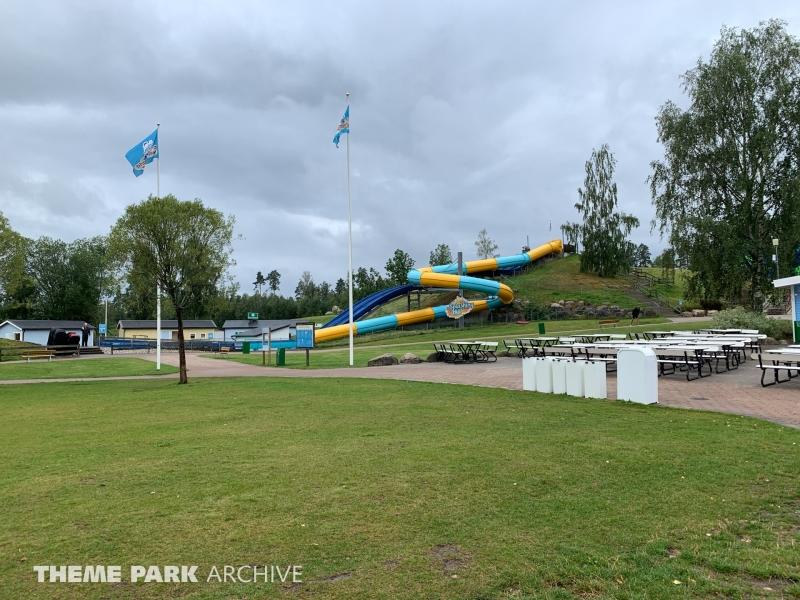 Splashing Hill at Skara Sommarland