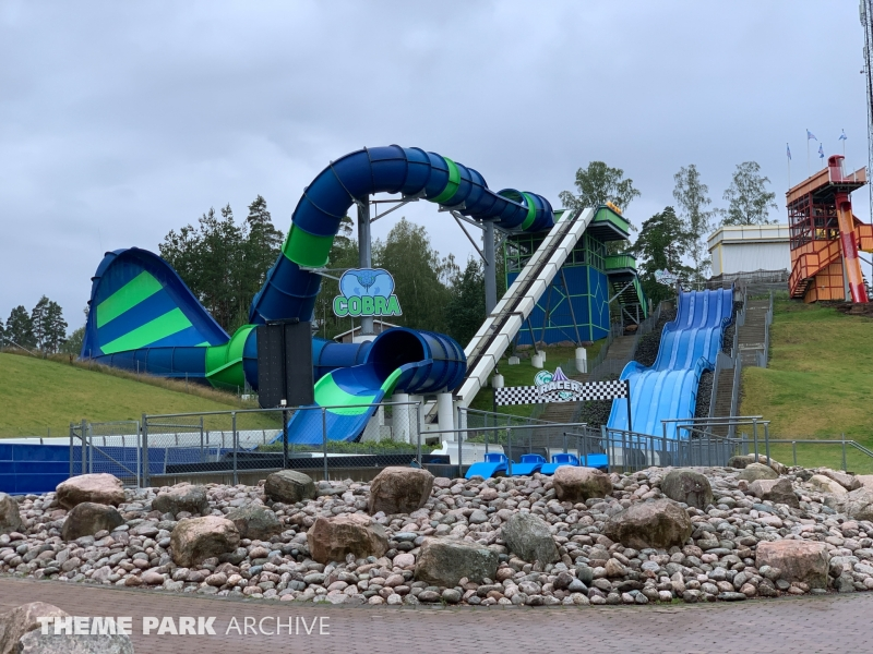Cobra at Skara Sommarland