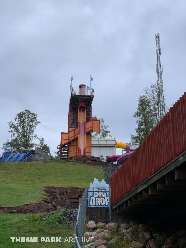 Big Drop at Skara Sommarland