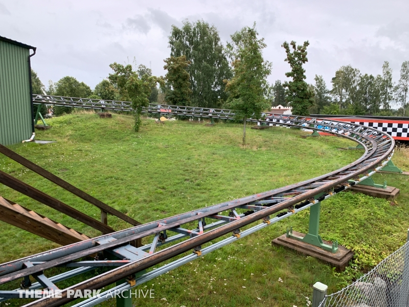 Gruvbanan at Skara Sommarland