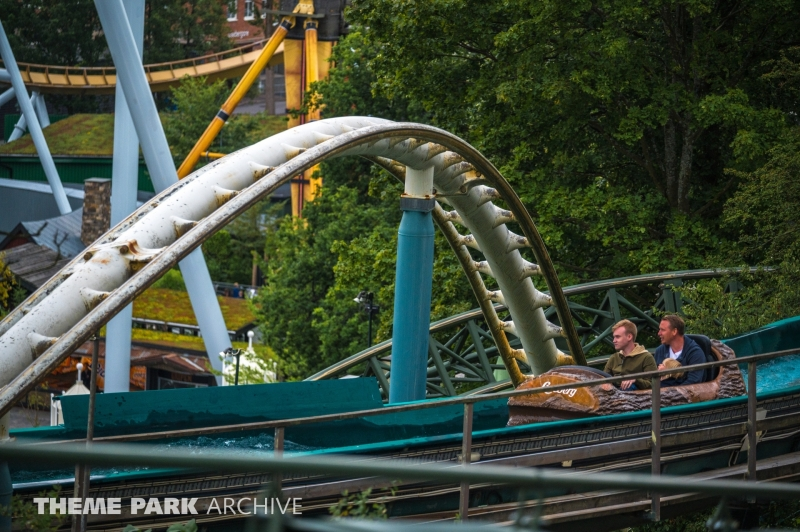 FlumeRide at Liseberg