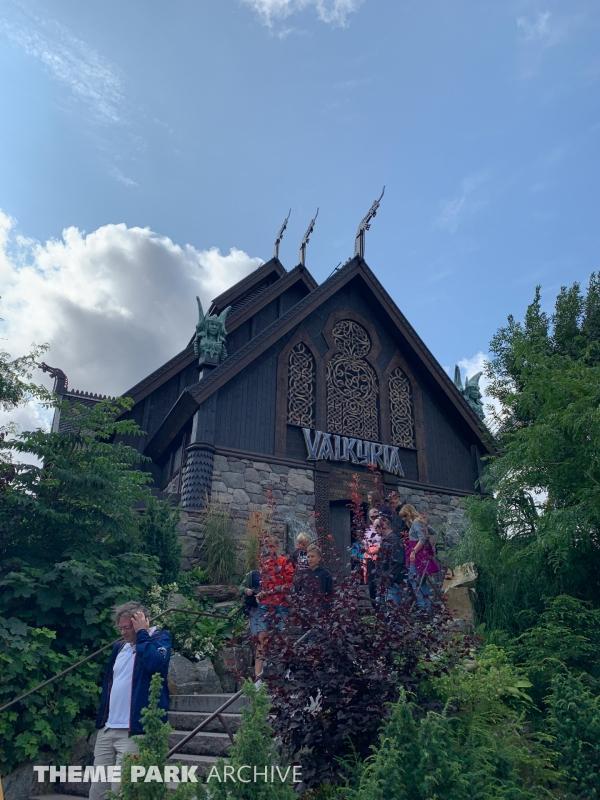 Valkyria at Liseberg