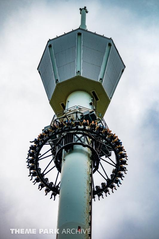 AtmosFear at Liseberg