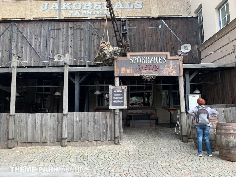 Spokbaren Gasten at Liseberg