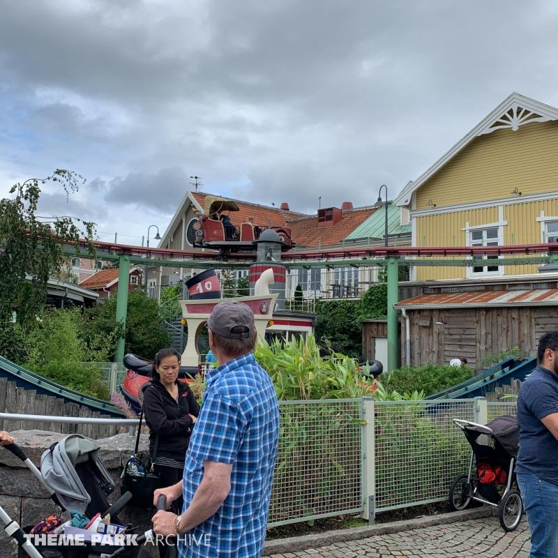 Lilla Lots at Liseberg