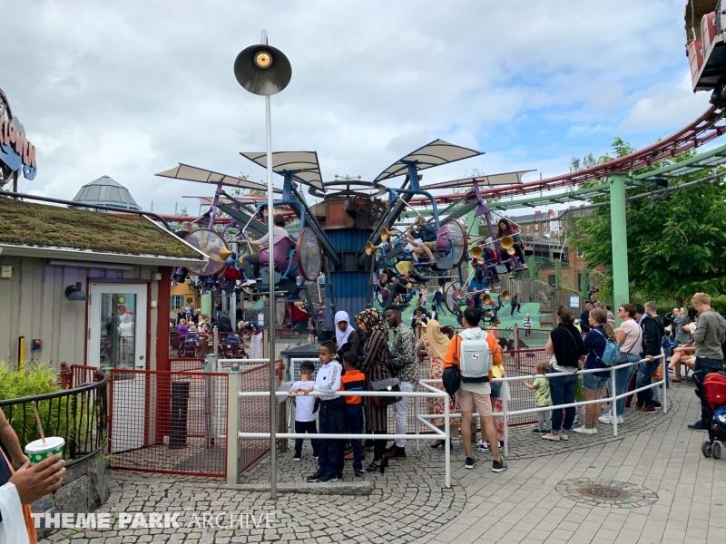 Cyklonen at Liseberg